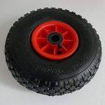 D&F Roue de brouette pneumatique de la marque D&F image 2 produit