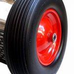 D&F Roue de brouette pneumatique de la marque D&F image 5 produit
