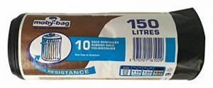 dart france Pack de 10 Sacs Poubelles 150 L de la marque dart-france image 0 produit