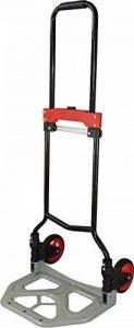 DKB diable pliable main Diable de transport pliant compact et robuste jusqu'à 70kg de la marque DKB-Tools-Germany image 0 produit