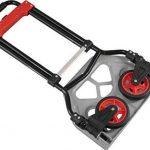 DKB diable pliable main Diable de transport pliant compact et robuste jusqu'à 70kg de la marque DKB-Tools-Germany image 3 produit