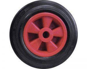 dörner + helmer 714221rot caoutchouc plein moyeu de roue avec roulement coulissant 200x 50x 20mm Largeur 58mm de la marque Dörner+Helmer image 0 produit