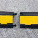 EDP-2 Rampe de protection modulaire en caoutchouc à double canal avec couvercle rabattable, pour conduits de 28 mm de diamètre. de la marque SNS SAFETY LTD image 2 produit