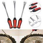 Espeedy 3pcs/lot pour moto Pneu Cuillère à levier outils de fer de roue de vélo à langer enlever kit de la marque Espeedy image 1 produit