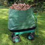 Extenseur Chariot de Jardin Cuve Basculante 75 litres - Multiplie par 4 le volume de la brouette de la marque Soldela ® image 2 produit