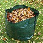 fineway @ 2x HEAVY DUTY Jardin Poubelle Sac Déchets gazon Sac imperméable réutilisable Grand Sac sûr bouger avec désordre minimum de la marque FiNeWaY image 1 produit