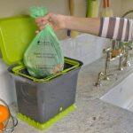 Full Circle déchets compostables Sacs, Lot de 25, Vert de la marque Full Circle image 1 produit