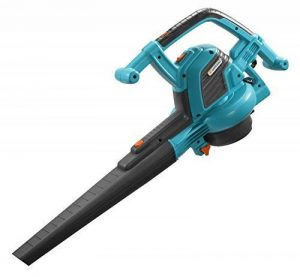 Gardena Aspirateur - Souffleur électrique ErgoJet 3000 souffleur/aspirateur de feuilles avec moteur de 3000 W, puissance d'aspiration de 170 l/s, vitesse de soufflage de 310 km/h (9332-20) de la marque Gardena image 0 produit