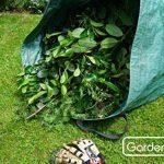 GardenMate® 2x sac de déchets de jardin 500L de la marque GardenMate® image 1 produit