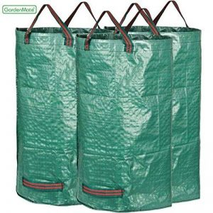 GardenMate® 3x sac de déchets de jardin 120L de la marque GardenMate® image 0 produit
