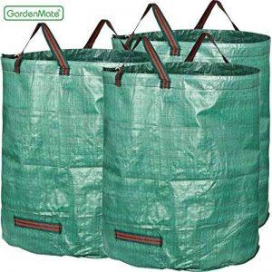 GardenMate® 3x sac de déchets de jardin 272L de la marque GardenMate® image 0 produit