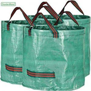 GardenMate® 3x sac de déchets de jardin 60L de la marque GardenMate® image 0 produit