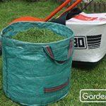 GardenMate® 3x sac de déchets de jardin 60L de la marque GardenMate® image 2 produit