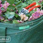 GardenMate® 3x sac de déchets Pop Up tissu Oxford 600D 85L de la marque GardenMate® image 1 produit