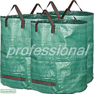 GardenMate® 3x sacs de jardin 300L PROFESSIONAL en polypropylène (PP) robuste de la marque GardenMate® image 0 produit
