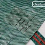 GardenMate® Lot de 2 sacs de jardin 400L PROFESSIONAL en polypropylène robuste (PP) de la marque GardenMate® image 3 produit