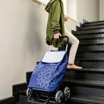 Gimi Tris Floral Bleu Poussette de marché de la marque Gimi image 2 produit