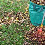 Glorytec 3x sac de jardin 160L + 300L + 500L - 3 sacs à déchets de jardin premium - Sacs de jardin robustes en polypropylène extrêmement robuste (PP) 150gsm - sac à feuilles autoportant et pliable de la marque Glorytec image 3 produit
