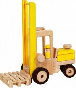 Goki 2041277 - Figurine Transport Et Circulation - Chariot Élévateur de la marque Goki image 0 produit