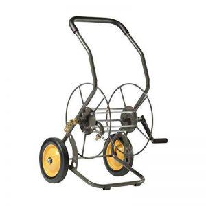 Haemmerlin Dévidoir d'arrosage 2 roues pour tuyau jusqu'à 55m de la marque Haemmerlin image 0 produit