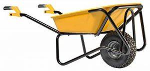 Haemmerlin - HAEMMERLIN - Brouette Flexi UP 100L peinte roue gonflée de la marque Haemmerlin image 0 produit