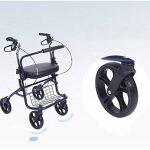 Harvest EU/Panier d'achat pour personnes âgées Chariot pour personnes âgées Chariot élévateur à roulettes Les personnes âgées peuvent être pliées de la marque Trolley/Harvest EU image 5 produit