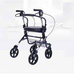 Harvest EU/Panier d'achat pour personnes âgées Chariot pour personnes âgées Chariot élévateur à roulettes Les personnes âgées peuvent être pliées de la marque Trolley/Harvest EU image 3 produit