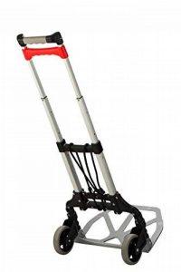HERZO Chariot De Manutation Diable Pliable Charge Maximale 70 kg Diable pliant de la marque HERZO image 0 produit