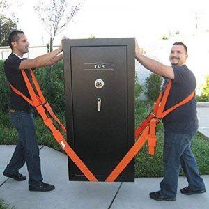 Home-Neat Forearm Forklift levage sangles Meubles de transport de la ceinture pour la levée des objets volumineux de la marque home-neat image 0 produit