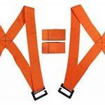 Home-Neat Forearm Forklift levage sangles Meubles de transport de la ceinture pour la levée des objets volumineux de la marque home-neat image 2 produit