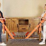 Home-Neat Forearm Forklift levage sangles Meubles de transport de la ceinture pour la levée des objets volumineux de la marque home-neat image 3 produit
