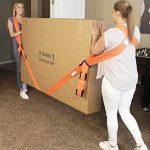 Home-Neat Forearm Forklift levage sangles Meubles de transport de la ceinture pour la levée des objets volumineux de la marque home-neat image 4 produit
