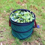 Hyindoor Sacs de déchets de jardin 85L Pop-up Feuille de sac de déchets d'herbe Sac jardinage de la marque Hyindoor image 1 produit