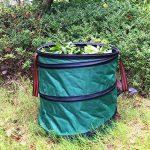 Hyindoor Sacs de déchets de jardin 85L Pop-up Feuille de sac de déchets d'herbe Sac jardinage de la marque Hyindoor image 3 produit