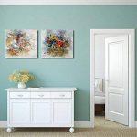 image-châssis - Willem Haenraets : Fleur Brouette 50 x 57 cm de la marque Rahmen-Kunst image 1 produit