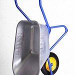 Kelberg Brouette avec PU Roue en caoutchouc pleine AGRO de la marque Kelberg image 1 produit
