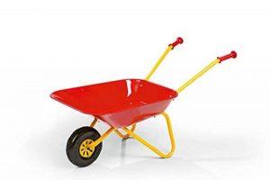 kinderschubk arre/brouette/métal Brouette de la marque rolly toys image 0 produit