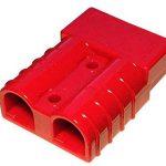 Kit de connecteur Chariot élévateur pour câble de batterie Prise de charge 175A 16 mm² Connecteur de câble rouge de la marque eXODA image 2 produit