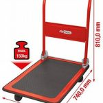 KS Tools 800.0015 Chariot de transport KS charge maxi 150 kg de la marque KS Tools image 1 produit