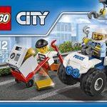Lego 60135 - City - Jeu de construction - L'arrestation en tout-terrain de la marque Lego image 1 produit