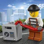 Lego 60135 - City - Jeu de construction - L'arrestation en tout-terrain de la marque Lego image 4 produit