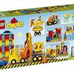 Lego DUPLO - Le grand chantier - 10813 - Jeu de Construction de la marque Lego image 1 produit