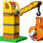 Lego DUPLO - Le grand chantier - 10813 - Jeu de Construction de la marque Lego image 2 produit