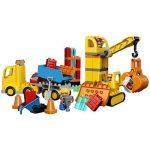 Lego DUPLO - Le grand chantier - 10813 - Jeu de Construction de la marque Lego image 3 produit