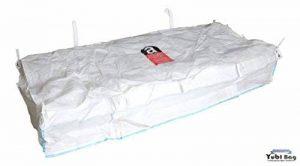 Lot de 10plaques Amiante Bag 260x 125x 30cm de la marque Yubi image 0 produit