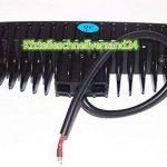 Lot de 2 lampes LED SLPRO®, 18w, 12 V 24 V, IP67, noir, pour phare, projecteur (90°), feu supplémentaire tout terrain, éclairage de voiture, pour véhicules tout-terrain, SUV, 4X4 de la marque SLPRO image 1 produit