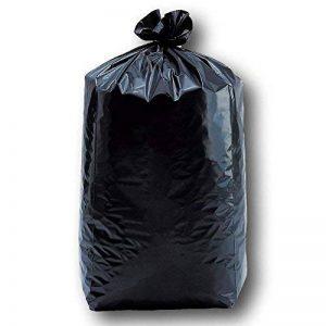 Lot de 60 sacs poubelle pour gravat 50 litres 140u 82 x 85 cm ultra résistant à la charge qualité pro. de la marque UNIVERS GRAPHIQUE image 0 produit