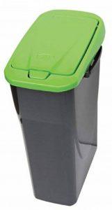 M-Home EcoBin 15L Anthracite/Vert | Poubelle de Tri | Connect Ready de la marque M-Home image 0 produit