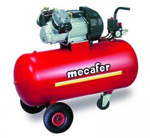 Mecafer 425186 Compresseur 100 L 3 hp Coaxial V de la marque Mecafer image 0 produit