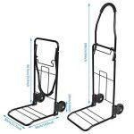 Meditool Chariot Diable De Transport Chariot Pliable de Manutention Charge de 50 Kg/100 Lbs de la marque Meditool image 1 produit